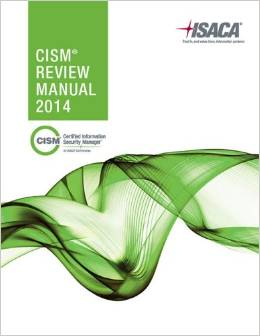 CISM Official Review Guide 2014