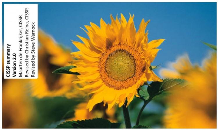 The Sunflower CISSP Cram Study Guide
